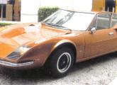 GT 4R, projetado por Anísio e fabricado pela Puma por encomenda da revista Quatro Rodas (fonte: Esportivos Brasileiros, On Line Editora).