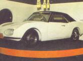 O primeiro Adamo foi apresentado no VI Salão do Automóvel, no stand da Petrobrás.