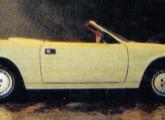 O Adamo AC 2000, último modelo lançado pela empresa (foto: 4 Rodas).