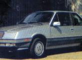 Kit de personalização do Chevrolet Monza, apresentado pela Adamo em 1988, no XV Salão.