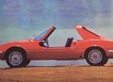 O GT 1972, primeiro Adamo produzido em série (foto: Autoesporte)