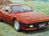 GTM - nova denominação do Adamo GTL, modificado em 1980.
