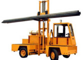 Empilhadeira lateral Advancer para 4 toneladas.