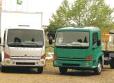9200, então o maior caminhão da Agrale (fonte: Transporte Moderno).