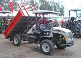 Transportador agrícola 4230.4 Cargo Argento (foto do autor).