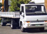 Agrale 8500 TR, de 2010, o menor cavalo-mecânico do mercado.