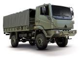 Marruá AM 41, caminhão militar 4x4 de 2,5 t, oficialmente apresentado na edição 2013 da LAAD.