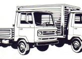 Agrale TX 1100, lançado em 1982.