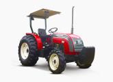 """1155 Plus: o modelo """"best-seller"""" da Agritech foi apresentado com nova carroceria no Agrishow 2016."""