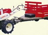 Carreta TA 92T, motocultivador com tração integrada, Prêmio Gerdau Melhores da Terra 2005.