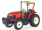 Trator 1175-4, lançado em 2007, até então o mais pesado da marca.