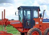 A Agroleite também fornece cabines para máquinas de construção; na imagem, motoniveladora FiatAllis.