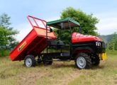 Carreta agrícola VecAgro 4x2.