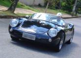 Réplica do Porsche Spyder fabricada pela AME (fonte: site chicorulez).