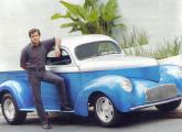 Hot Rod Willys 1941 da coleção de Paulo Locco, um dos primeiros carros construídos pela Americar (foto: Pickup & 4x4).