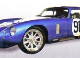Último lançamento da empresa, o Shelby Daytona é de 2012.