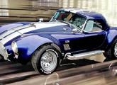 O AC Cobra da Americar, numa versão recente.