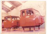 Cabines Scania alongadas pela ARB na segunda metade da década de 60.
