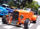 Hiboy Ford 1932 um dos hot rods de Costalonga em 2005 (fonte: site hotpa).