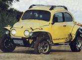 O Baja Califórnia ainda é esporadicamente fabricado; na foto, um exemplar de 2009 (fonte: O Globo).