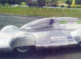 Reprodução do DKW Carcará, construído por Bianco, em 2005 para o Museu do Automobilismo Brasileiro.