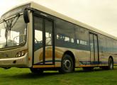 Urbano Mondego sobre plataforma Mercedes-Benz, uma das 118 unidades exportadas para a África do Sul em 2011.