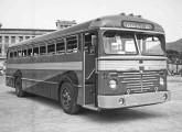 Também de 1952 é esta carroceria para a Viação Popular, de Juiz de Fora (MG), montada sobre chassi alemão Büssing com motor sob o piso (fonte: site mariadoresguardo).