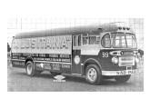 Em 1953 a empresa de mudanças A Lusitana encomendou à Caio este ônibus furgão com mecânica FNM.