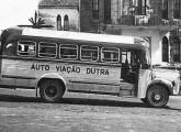 """Lotação Mercedes-Benz (apelidado """"marinete"""", no Nordeste), operando em João Pessoa (PB) em 1958 (fonte: site onibusparaibanos)."""