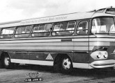 Muitas operadoras praticavam o reencarroçamento de chassis usados que ainda apresentavam vida útil: este é um Bossa Nova 1961 sobre plataforma GM norte-americana.