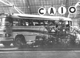 Bossa Nova urbano sobre chassi Merceds-Benz LP exposto no II Salão do Automóvel, em 1961 (fonte: internet, João Marcos Turnbull).