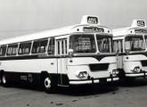 Jaraguá II para o Rio de Janeiro na versão com motor traseiro.