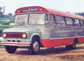 Para usos específicos (transporte rural ou escolar) e exportação a Caio continuou a produzir o Mini Caio, um veículo tipo lotação, aqui sobre chassi Chevrolet.