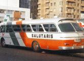 Gaivota Scania da Viação Salutaris, de Três Rios (RJ).