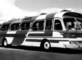 O modelo Gaivota não vestiu bem a baixa plataforma Mercedes-Benz O-326. O modelo é de 1968 (fonte: site carvelho).