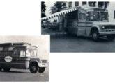 Em 1973 a Caio e a Chevrolet ganharam concorrência para o fornecimento de 50 ônibus-ambulatórios com tração 4x4 para servir às populações vizinhas às estradas Transamazônica e Cuiabá-Santarém; cada unidade era equipada com rádio-transmissor, grupo gerador e sanitário e dispunha de ambientes distintos para clínica geral, ginecologia e tratamento dentário; a carroceria era Mini-Caio Bela Vista (fonte: Transporte Moderno).