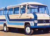 Micro-ônibus Caio Verona.