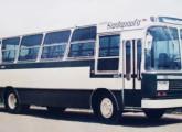 Tomando o Bela Vista como base, a Caio lançou no Salão de 1974 a carroceria urbana Gabriela.