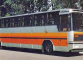 Rodoviário Aritana, de 1980; aqui apresentaco sobre chassi Scania BR-115, podia ser fornecido com qualquer outra mecânica disponível.