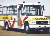 Caio Mobile, ônibus escolar montado sobre Ford F-12000.