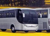 Giro 3400, primeira carroceria rodoviária projetada sob administração da Induscar.