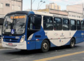 Mini Foz Super sobre chassi Agrale no transporte integrado urbano de Campinas (SP) (foto: Isaac Matos Preizner).