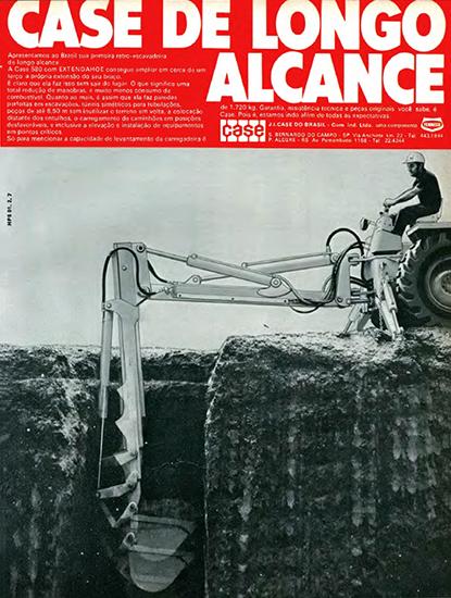 Case lexicar brasil retro 580 com brao extensor extenda hoe em propaganda de fevereiro de 1973 fandeluxe Choice Image