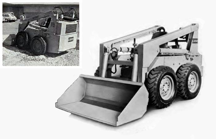 Case lexicar brasil mini escavadeira uni loader 1537 moderno e prtico equipamento tambm lanado em 1972 fandeluxe Choice Image