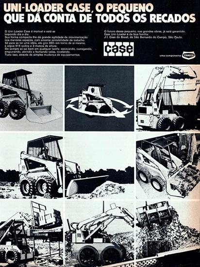 Case lexicar brasil as qualidades funcionais do uni loader exaltadas em propaganda de maro de 1974 fandeluxe Choice Image