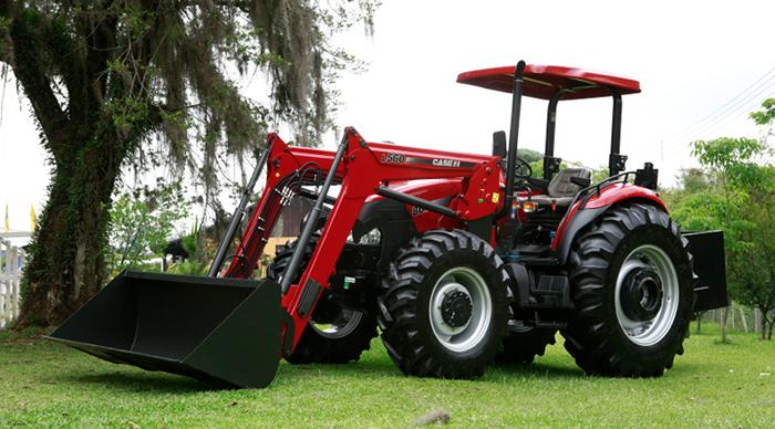 Case lexicar brasil trator falmall 80 equipado com p carregadeira l560 com capacidade para 1900 kg fandeluxe Choice Image