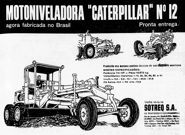 CATERPILLAR | Lexicar Brasil