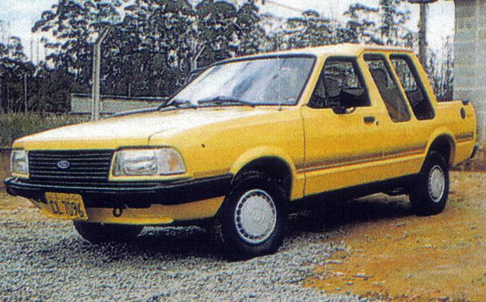 1999 Toyota Tacoma >> Pampa ford cabine dupla