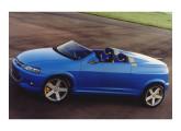 O protótipo Spider foi apresentado no Salão de 2000, acompanhando o lançamento do Celta (fonte: site worldcarlist).
