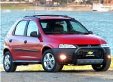 Atendendo à moda dos falsos fora-de-estrada, em 2005 a Chevrolet colocou no mercado o Celta Off-Road.